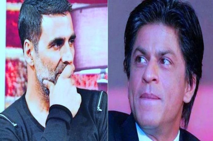 Akshay Kumar and Shah Rukh Khan will be competing together, both of the films will be released together