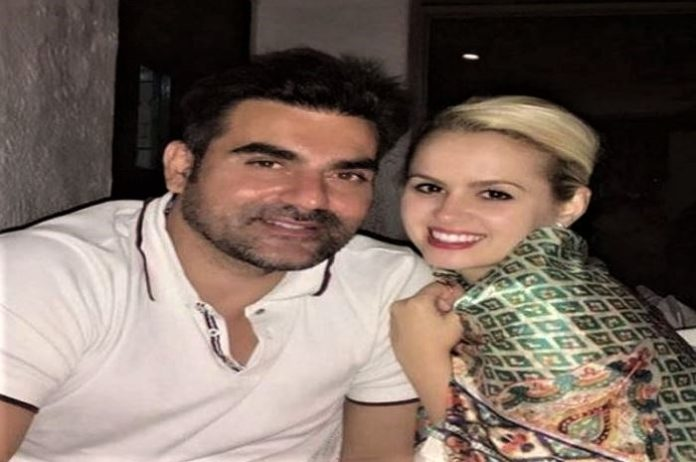 Arbaaz Khan is doing date with this Romanian lady