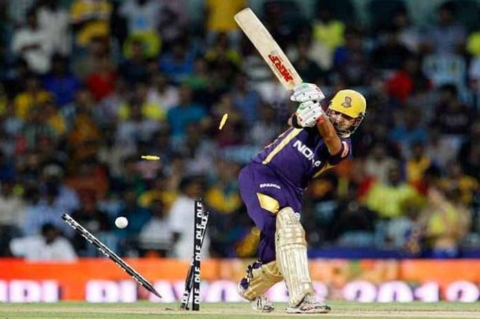 The batsman for out in the most 0 in IPL