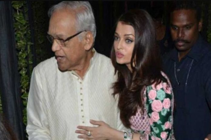 Aishwarya Rai Bachchan's father Krishnaraj Rai has died in hospital