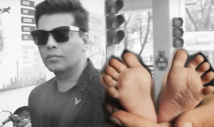 Karan Johar becomes father of twins