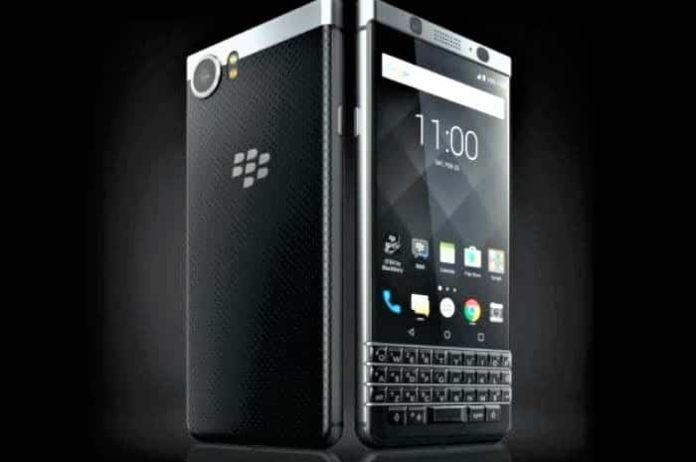 BlackBerry launches Aurora Smartphone