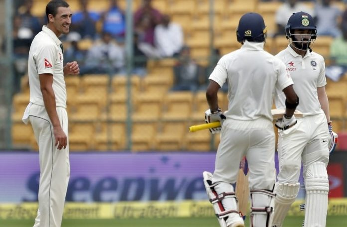 Day 3 India scored 213 runs for 4 wickets lead 126 runs