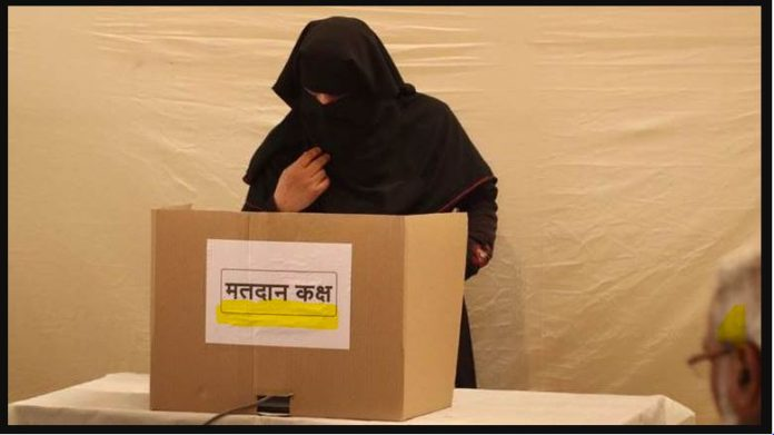 60 percent voting in last phase in up results declared will be on 11 March