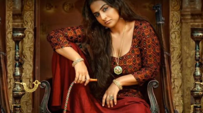 Vidya Balan's film Begum Jan's poster released
