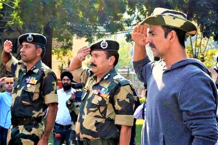 Akshay Kumar donates 9 lakhs to Sukma martyr soldiers families