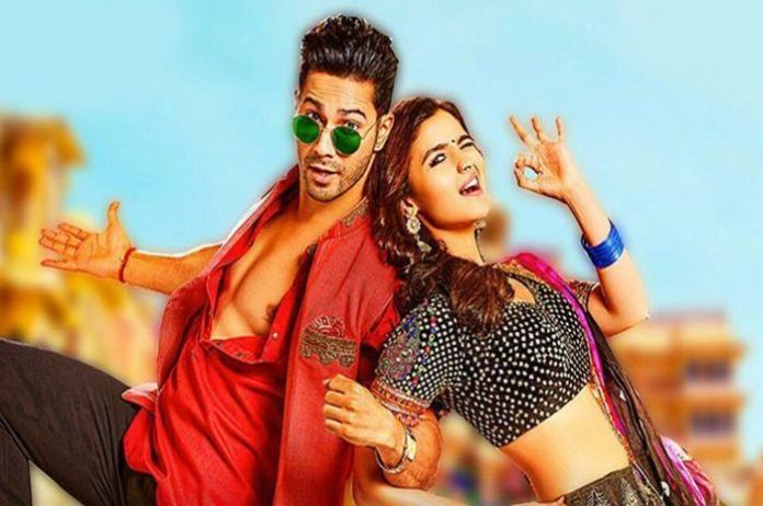 'Badrinath's bride' joins 100 crore club Varun Dhawan and and Alia Bhatt's pair in hits