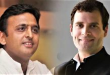 UP did not like akhilesh with rahul gandhi