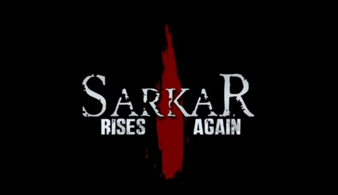 after sarkar 3 movie poster launch characters looks