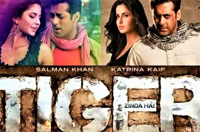 Salman Khan completes the first schedule of the movie 'Tiger Jinda Hai'