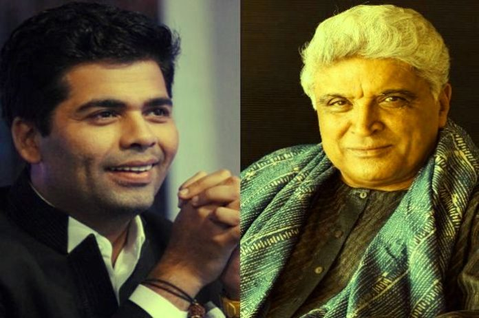 Javed Akhtar gave Priceless Tofa to Karan Johar's children
