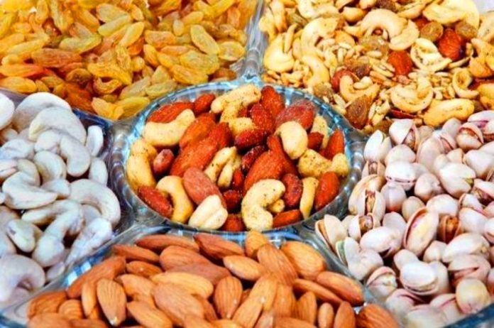Knowing the benefits of nuts will not prevent you from eating