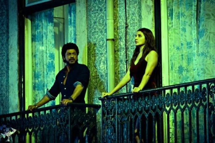 Shahrukh Khan and Anushka Sharma started shooting go upcoming movie