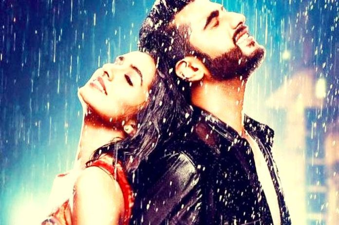 'Half Girlfriend', Shraddha Kapoor, lip kiss of Arjun Kapoor, see his hot picture
