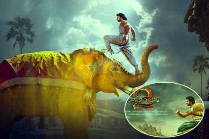 Another poster for 'Bahubali 2' release was released