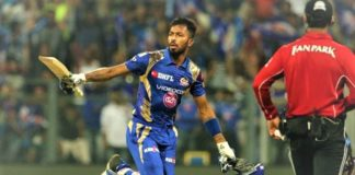 Kolkata Knight Riders lost in the final moments from Ranana and Hardik