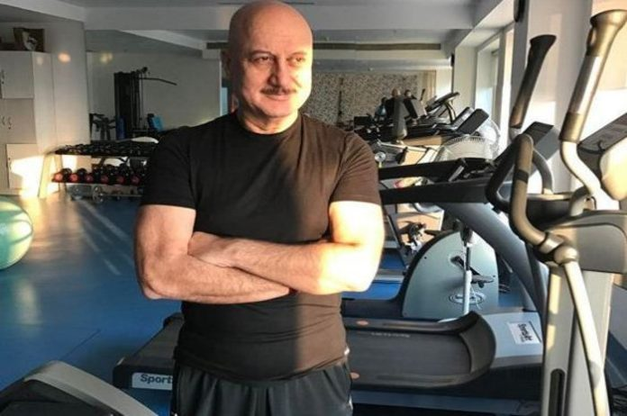 Anupam Kher at the age of 62, weighing loses 14 kg