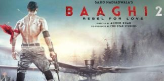 Tiger Shroff's film 'Baaghi-2', poster release