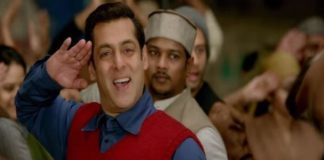 Salman Khan the Radio song through the song, the first song released of the film 'Tubelight'