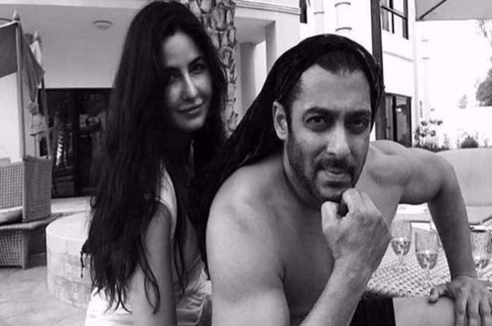 Salman Khan Without Shirts Katrina Kaif