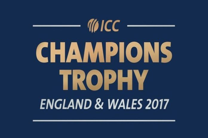 selected team for icc champion trophy