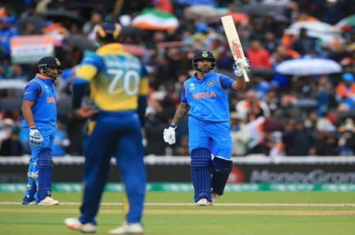 Shikhar Dhawan made this world record in the Champions Trophy