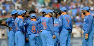 champions of chamipon team India