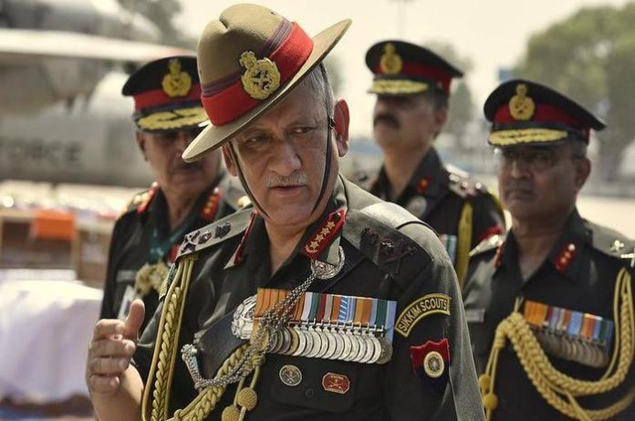 general of Indian Army