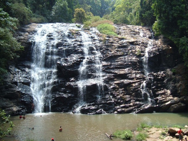 Abbey fall coorg
