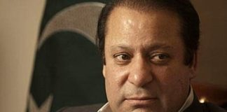 Pakisatni PM Nawaz Sharif