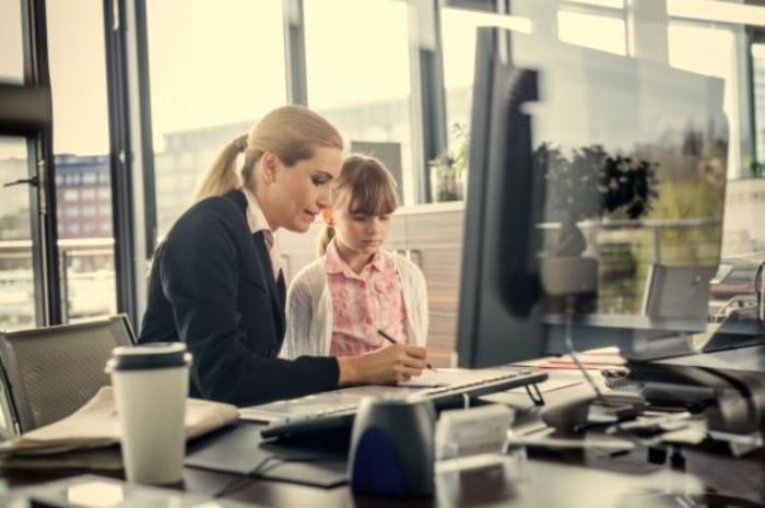 Child Resposibility & office work