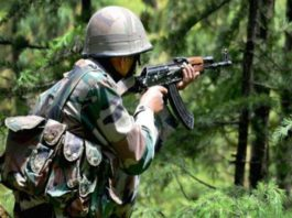 Indian Army attack