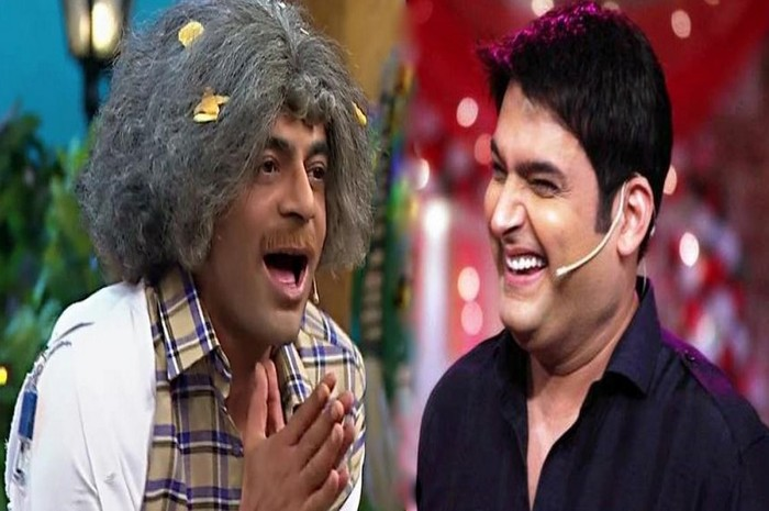 Sunil grover and kapil sharma