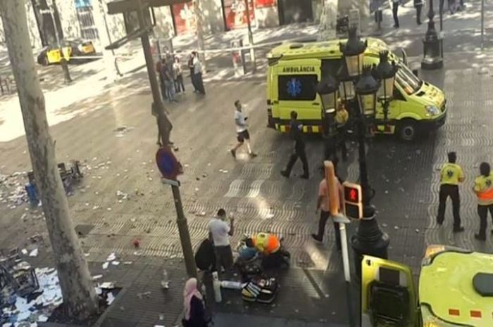 Spain ISIS Attack