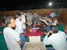 Advocate sudheer sharma in RATRI CHAUPAL
