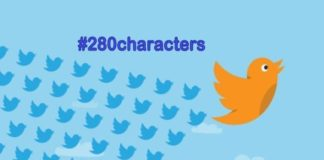 twitter increase the character limit to 280