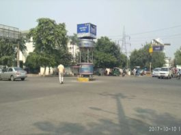 Noida sector-19 Traffic police