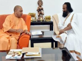Yogi and Ravi shankar