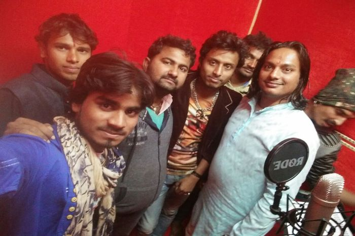 Bhojpuri Entertainment Recording Studio inaugurated