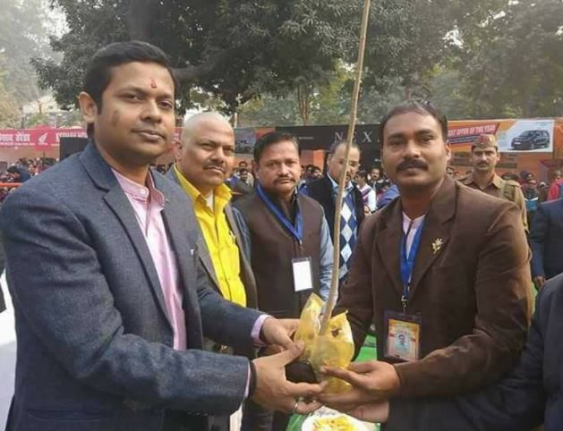 DM Pulkit khare during hardoi mela