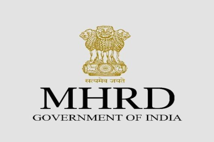 MHRD government of India