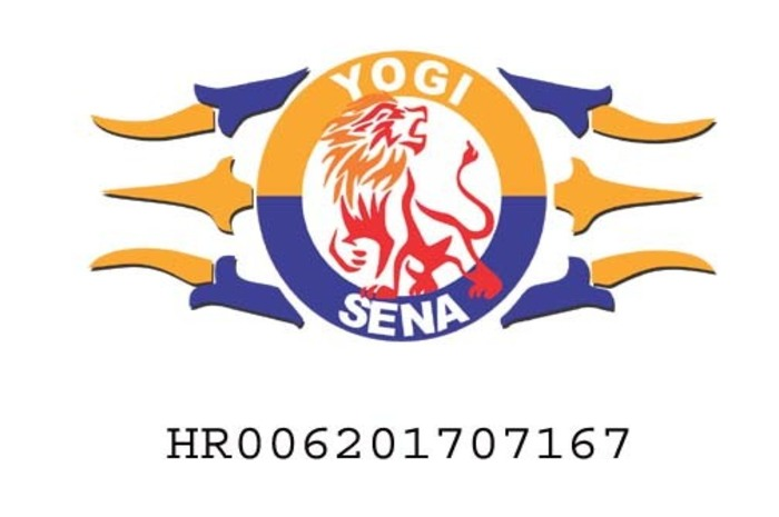 Yogi sena Ragistration Number