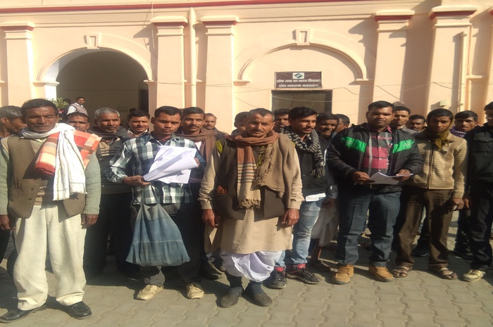 Sawayajpur tehsil administration of high court order