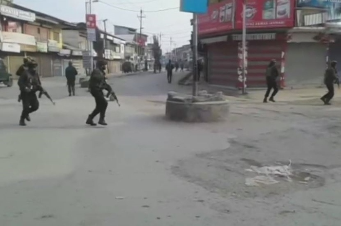 ARMY IN JAMMU AND KASHMIR