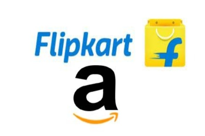 Amazon and Flipkart