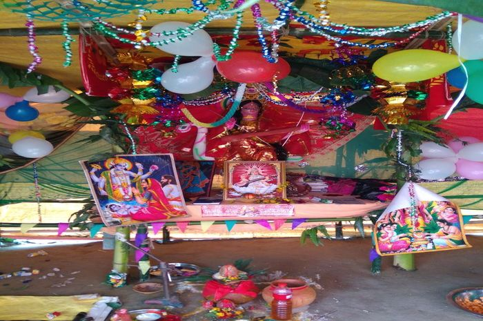 Basant Panchami is a festival of nature