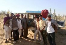 Forest team in barmer.