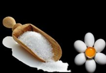 Egg and Sugar Pack