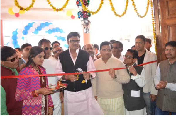 Launch of Civil Service Center in Churu