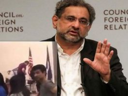 Pakistani PM Abbasi